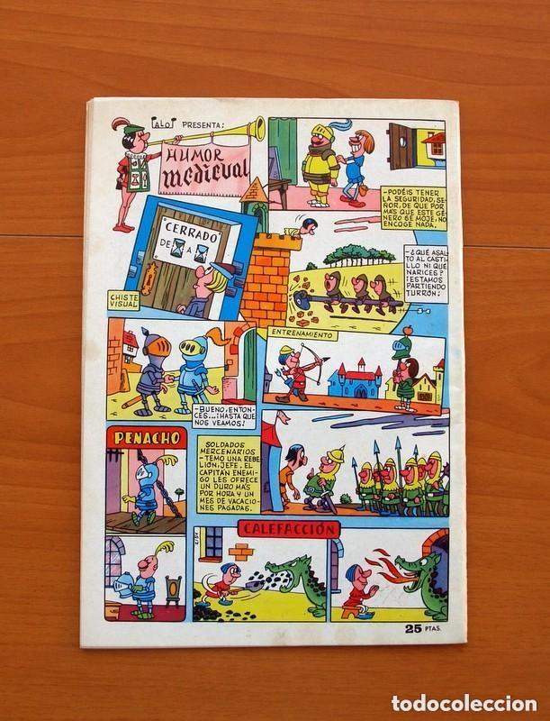 Tebeos: Almanaques, El Guerrero del Antifaz - Completa - 37 ejemplares - Leer dentro y ver fotos adicionales - Foto 49 - 132788454