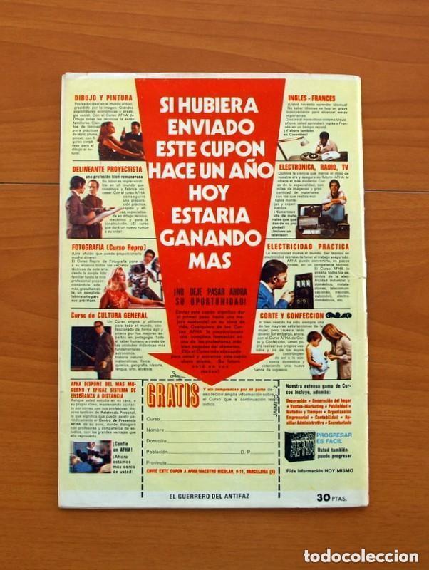 Tebeos: Almanaques, El Guerrero del Antifaz - Completa - 37 ejemplares - Leer dentro y ver fotos adicionales - Foto 51 - 132788454
