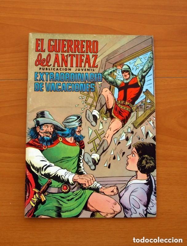 Tebeos: Almanaques, El Guerrero del Antifaz - Completa - 37 ejemplares - Leer dentro y ver fotos adicionales - Foto 54 - 132788454