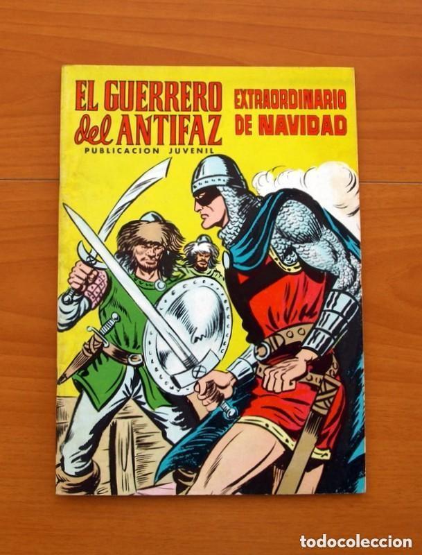 Tebeos: Almanaques, El Guerrero del Antifaz - Completa - 37 ejemplares - Leer dentro y ver fotos adicionales - Foto 56 - 132788454