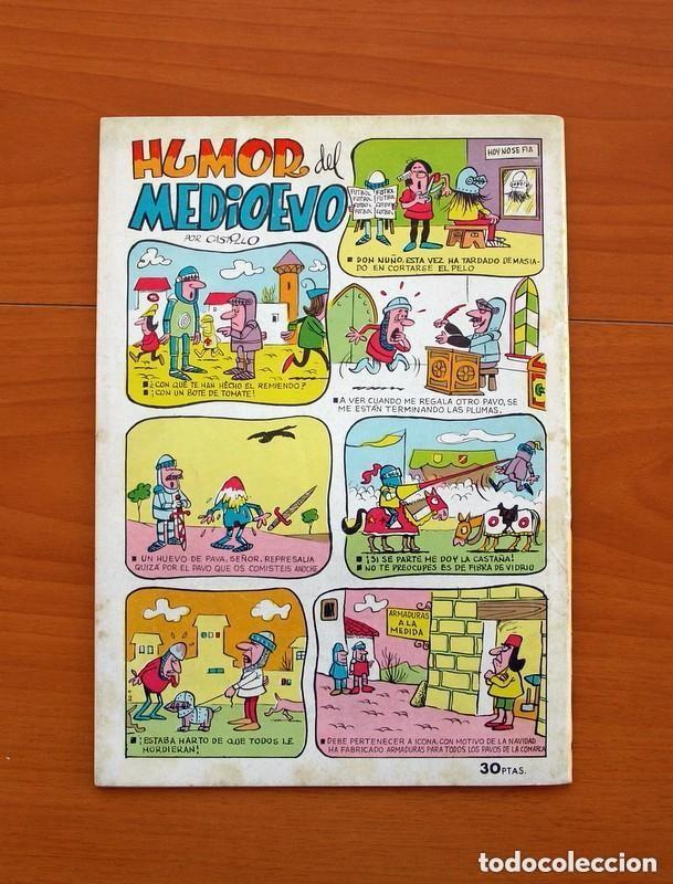 Tebeos: Almanaques, El Guerrero del Antifaz - Completa - 37 ejemplares - Leer dentro y ver fotos adicionales - Foto 57 - 132788454