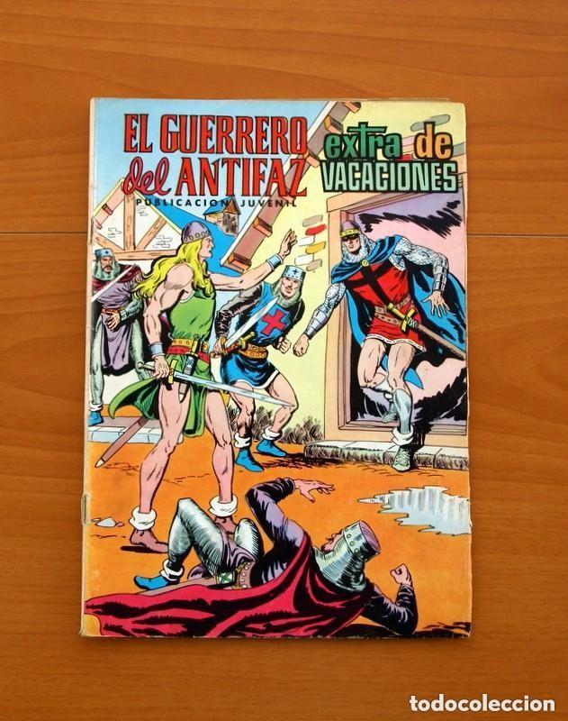 Tebeos: Almanaques, El Guerrero del Antifaz - Completa - 37 ejemplares - Leer dentro y ver fotos adicionales - Foto 58 - 132788454