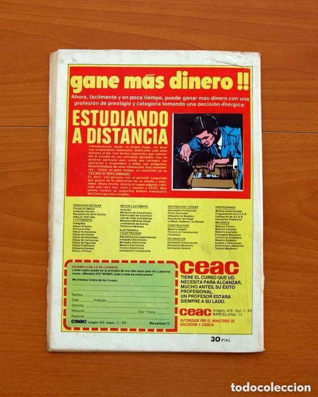 Tebeos: Almanaques, El Guerrero del Antifaz - Completa - 37 ejemplares - Leer dentro y ver fotos adicionales - Foto 59 - 132788454
