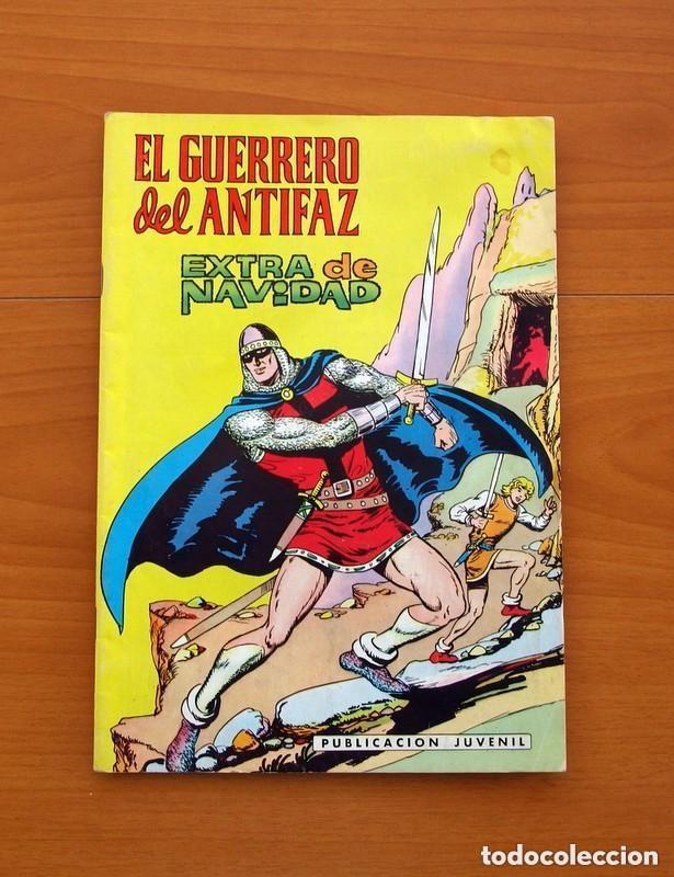 Tebeos: Almanaques, El Guerrero del Antifaz - Completa - 37 ejemplares - Leer dentro y ver fotos adicionales - Foto 60 - 132788454