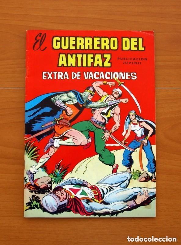 Tebeos: Almanaques, El Guerrero del Antifaz - Completa - 37 ejemplares - Leer dentro y ver fotos adicionales - Foto 62 - 132788454