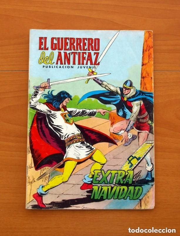Tebeos: Almanaques, El Guerrero del Antifaz - Completa - 37 ejemplares - Leer dentro y ver fotos adicionales - Foto 64 - 132788454