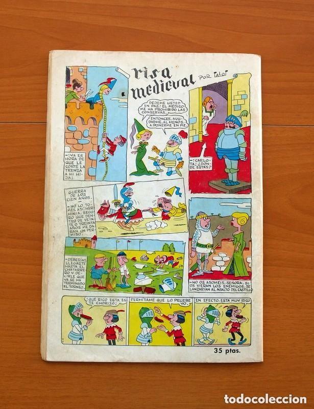Tebeos: Almanaques, El Guerrero del Antifaz - Completa - 37 ejemplares - Leer dentro y ver fotos adicionales - Foto 65 - 132788454