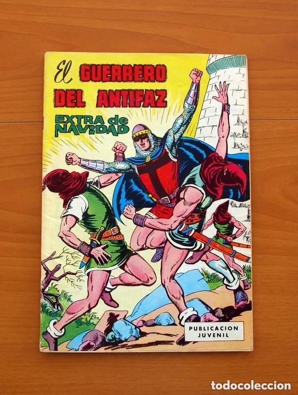 Tebeos: Almanaques, El Guerrero del Antifaz - Completa - 37 ejemplares - Leer dentro y ver fotos adicionales - Foto 66 - 132788454
