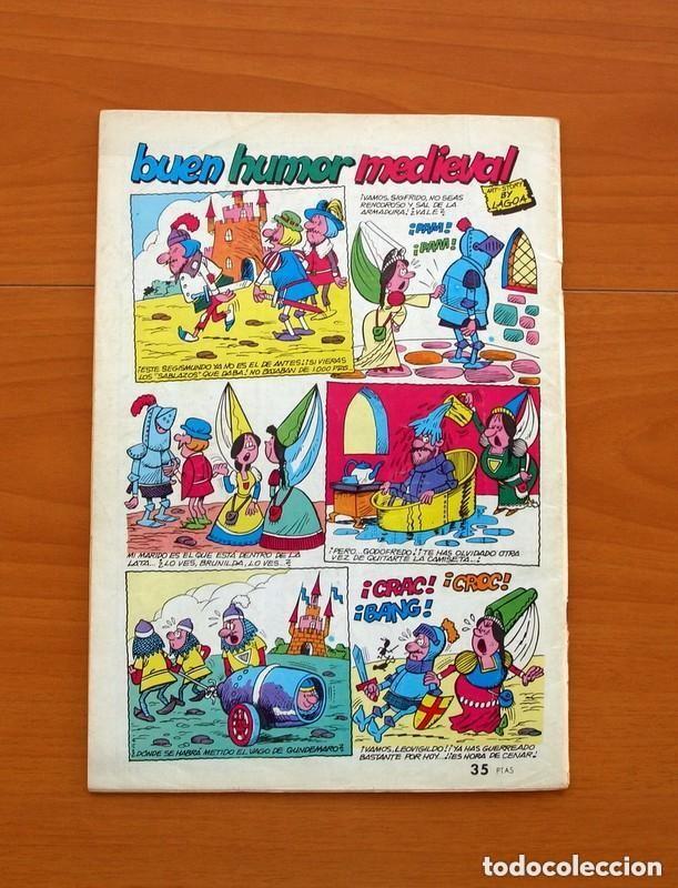 Tebeos: Almanaques, El Guerrero del Antifaz - Completa - 37 ejemplares - Leer dentro y ver fotos adicionales - Foto 67 - 132788454