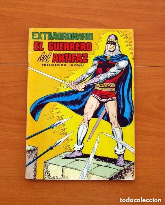 Tebeos: Almanaques, El Guerrero del Antifaz - Completa - 37 ejemplares - Leer dentro y ver fotos adicionales - Foto 68 - 132788454