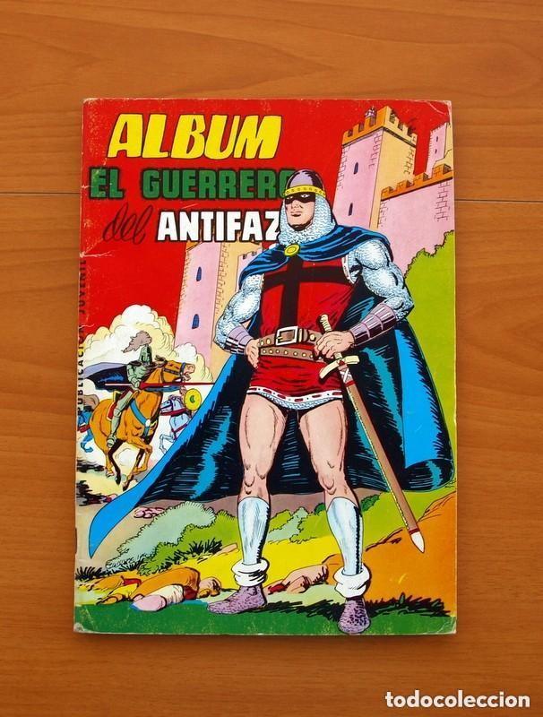 Tebeos: Almanaques, El Guerrero del Antifaz - Completa - 37 ejemplares - Leer dentro y ver fotos adicionales - Foto 70 - 132788454