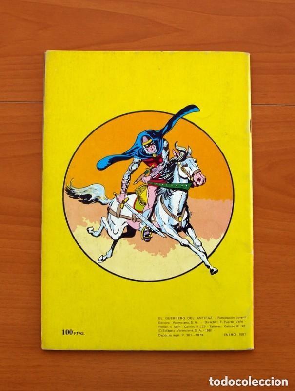 Tebeos: Almanaques, El Guerrero del Antifaz - Completa - 37 ejemplares - Leer dentro y ver fotos adicionales - Foto 71 - 132788454