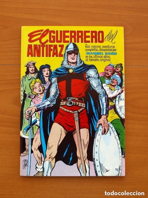 Tebeos: Almanaques, El Guerrero del Antifaz - Completa - 37 ejemplares - Leer dentro y ver fotos adicionales - Foto 74 - 132788454