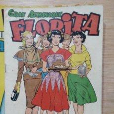 BDs: FLORITA - GRAN ALMANAQUE 1952. Lote 135715323