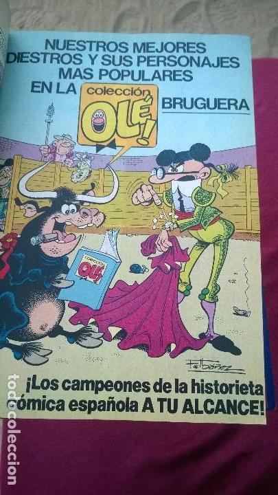 Tebeos: 13 tomos de Mortadelo años 1970-1973(EXCLUSIVO) - Foto 7 - 143134241