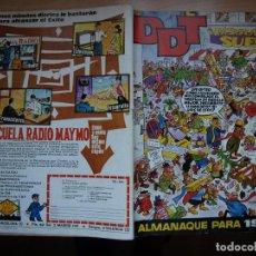 Tebeos: DDT - ALMANAQUE PARA 1970 - BRUGUERA. Lote 136245658