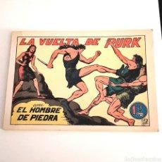 Tebeos: PURK,EL HOMBRE DE PIEDRA - N°4. Lote 137825514