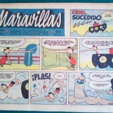 BDs: MARAVILLAS Nº 417 DE 1947. Lote 140033058