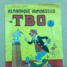 BDs: TBO ALMANAQUE HUMORISTICO 1965 BUIGAS. Lote 140707226