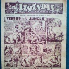 BDs: LEYENDAS INFANTILES - 40 CTS. 1946 - NUMERO 191. Lote 285120523