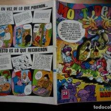 Tebeos: MORTADELO - EXTRA DE NAVIDAD - AÑO 1970 - BRUGUERA. Lote 144645022