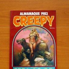 Tebeos: CREEPY - ALMANAQUE PARA 1982 - TOUTAIN EDITOR. Lote 147466514