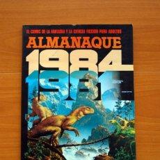 Tebeos: ALMANAQUE 1984, PARA 1981 - TOUTAIN EDITOR. Lote 147507102