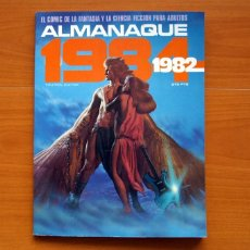 Tebeos: ALMANAQUE 1984, PARA 1982 - TOUTAIN EDITOR. Lote 147507266