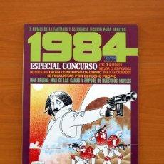 Tebeos: COMIC 1984 - ESPECIAL CONCURSO - TOUTAIN EDITOR. Lote 147507834