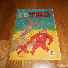 Tebeos: TBO ALMANAQUE 1965-ORIGINAL - DOBLE PG.LAS FELICITACIONES DE LOS DIBUJANTES PARA NAVIDAD-GENIA. Lote 147825762