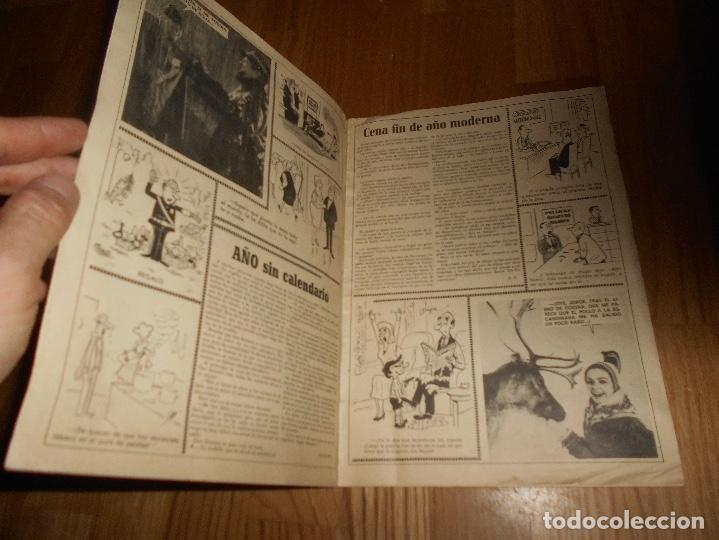 Tebeos: ALMANAQUE CAN CAN DEL AÑO 1965 MUY BUEN ESTADO - Foto 3 - 150978802