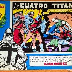 Tebeos: ALMANAQUE 5 HISTORIETAS DEL GUERRERO DEL ANTIFAZ N° 7. Lote 151130280