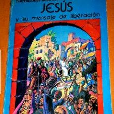 Tebeos: ALMANAQUE DE LA VIDA DE JESÚS CONTADA EN COMICS. Lote 151184481