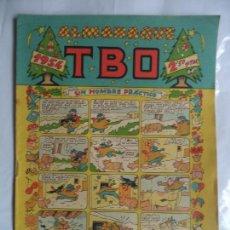 Tebeos: TBO ALMANAQUE 1954 MUY BUEN ESTADO. Lote 151226754
