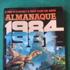 Tebeos: ALMANAQUE 1984 PARA 1981 TOUTAIN EDITOR. Lote 152866486