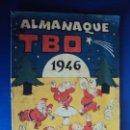Tebeos: (COM-190202) TBO 1946 - ALMANAQUE. Lote 153167558
