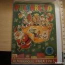 Tebeos: PULGARCITO - ALMANAQUE PARA 1963 - ORIGINAL - BRUGUERA. Lote 154493910