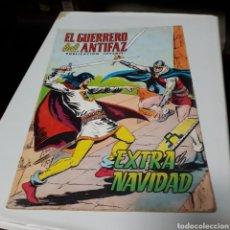 Tebeos: EL GUERRERO DEL ANTIFAZ, EXTRA NAVIDAD, EDIVAL 1977. Lote 155163542