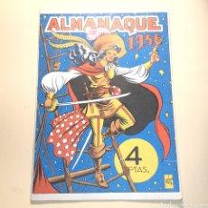 Tebeos: ALMANAQUE HUMORÍSTICO DE 1956. Lote 155537518