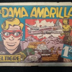 Tebeos: LA DAMA AMARILLA, N°1. Lote 155652618