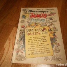 Tebeos: ALMANAQUE DE JAIMITO 1958. Lote 155743438