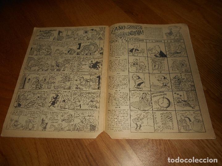 Tebeos: EL CAMPEON DE LAS HISTORIETAS ALMANAQUE PARA 1961 EDITORIAL BRUGUERA - Foto 4 - 155814130
