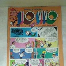 Giornalini: TÍO VIVO N.801 REVISTA JUVENIL. BRUGUERA.. Lote 156876290