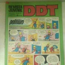 Tebeos: DDT, REVISTA JUVENIL, N185, 6 PTAS. Lote 156804361
