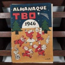 Tebeos: ALMANAQUE TBO 1946. MUNTAÑOLA. BARCELONA.. Lote 158535874