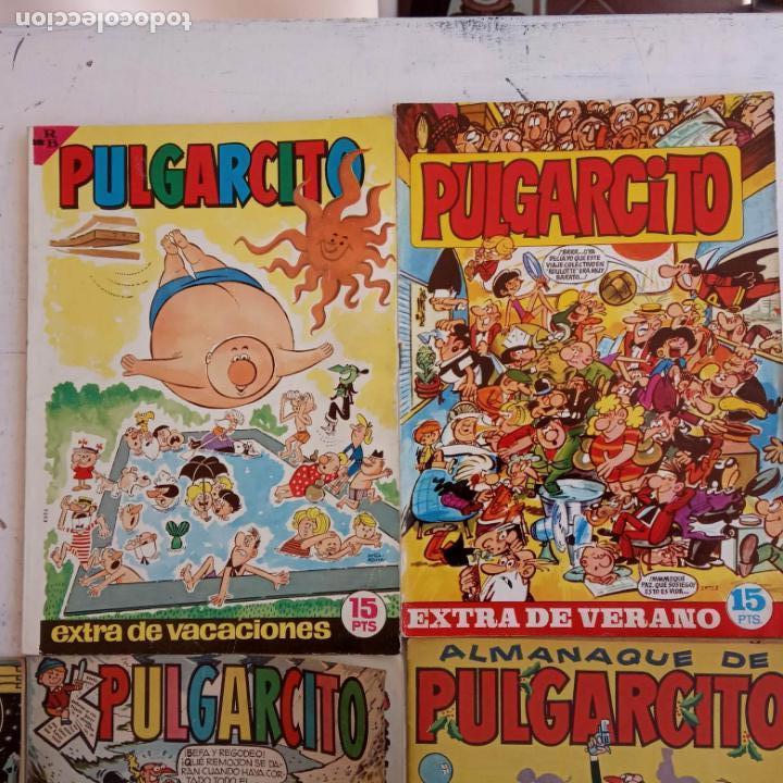 Tebeos: PULGARCITO ALMANAQUES - 1949,1950,1951,1952,1953,1954,1955,1956,1957,1958,1959 - EXTRA VACACIONES - - Foto 6 - 163619374