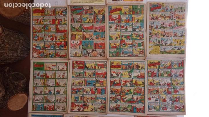 Tebeos: PULGARCITO ALMANAQUES - 1949,1950,1951,1952,1953,1954,1955,1956,1957,1958,1959 - EXTRA VACACIONES - - Foto 10 - 163619374