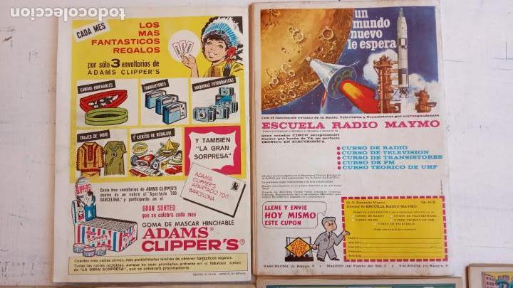 Tebeos: PULGARCITO ALMANAQUES - 1949,1950,1951,1952,1953,1954,1955,1956,1957,1958,1959 - EXTRA VACACIONES - - Foto 11 - 163619374