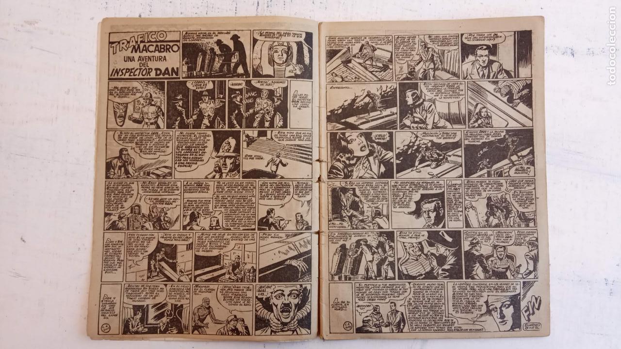 Tebeos: PULGARCITO ALMANAQUES - 1949,1950,1951,1952,1953,1954,1955,1956,1957,1958,1959 - EXTRA VACACIONES - - Foto 15 - 163619374