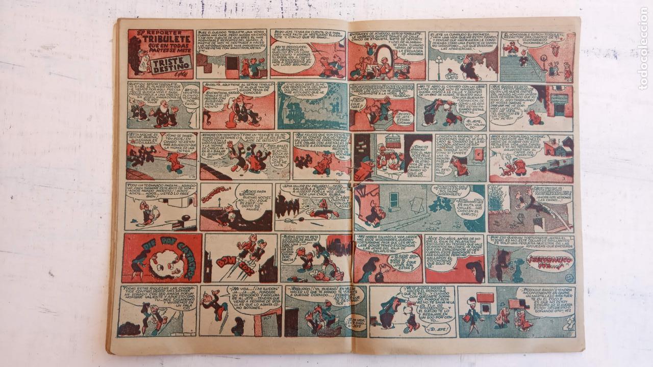 Tebeos: PULGARCITO ALMANAQUES - 1949,1950,1951,1952,1953,1954,1955,1956,1957,1958,1959 - EXTRA VACACIONES - - Foto 18 - 163619374